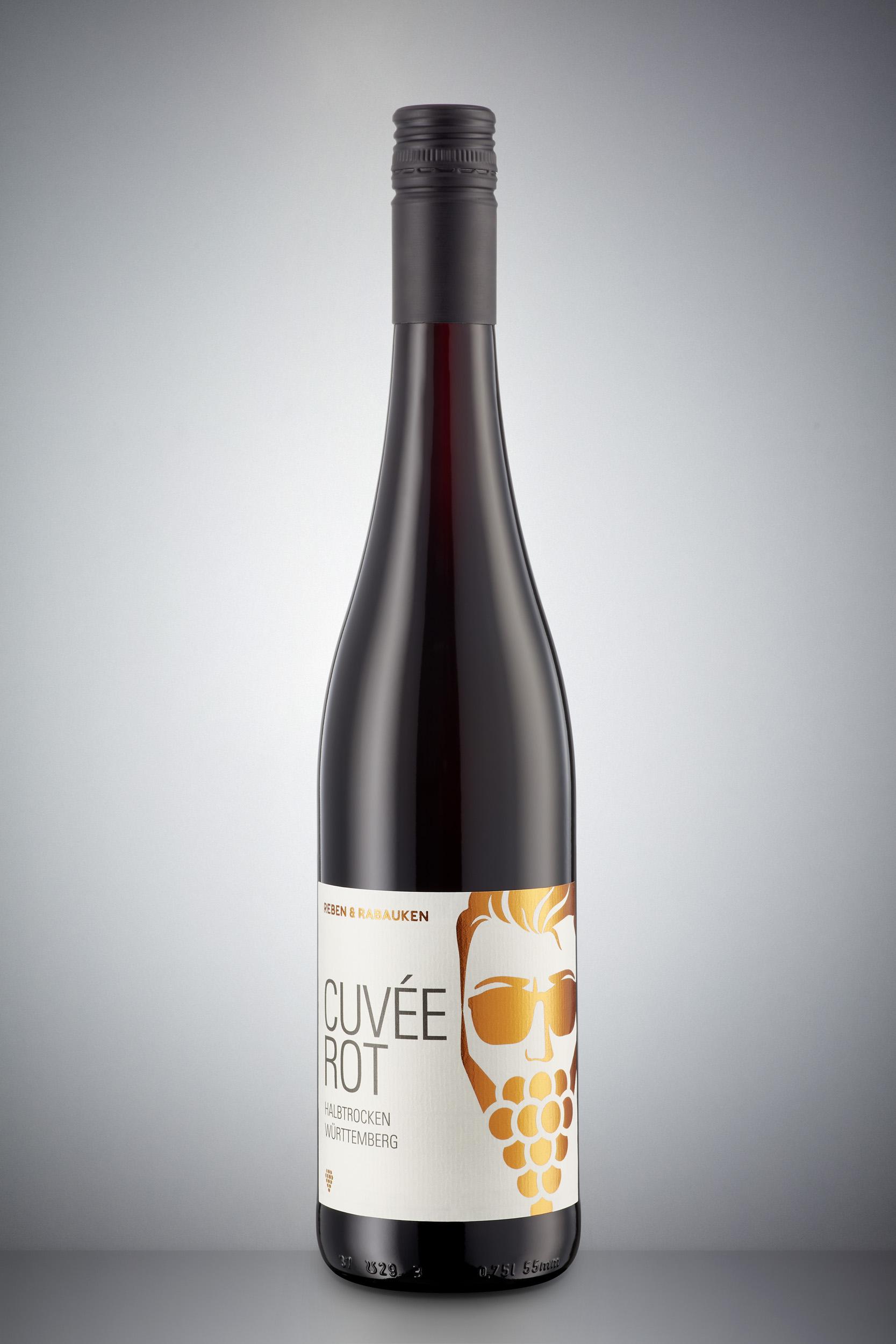 Cuvée Rot<br>Württemberg | halbtr.