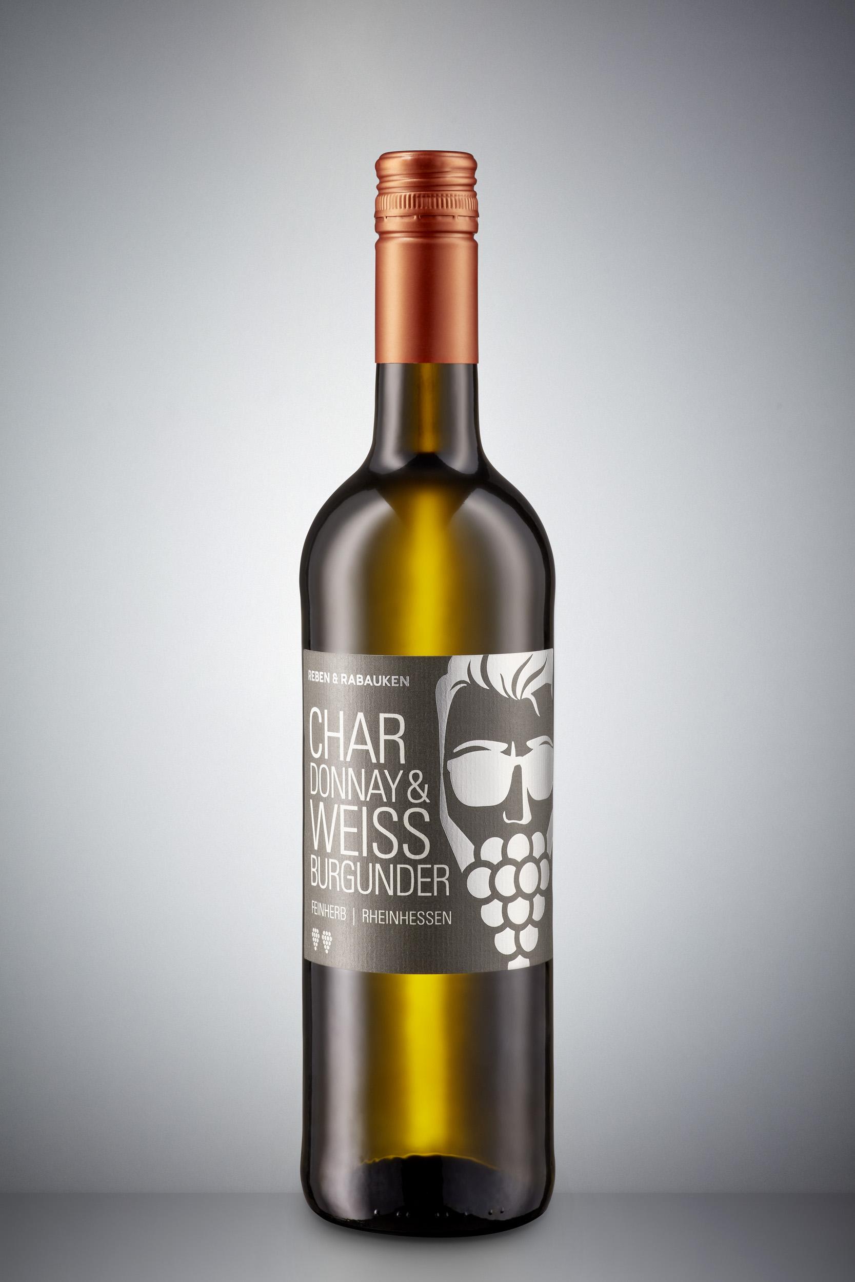 Chardonnay & Weißburgunder Rheinhessen BIO | feinherb